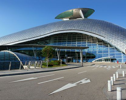 Incheon Airport (destination360.com)
