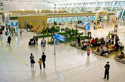 Bagian dalam Incheon Airport (songdoibdcitytalk.com)