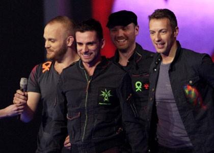 Coldplay Persembahkan Tribute untuk Adam Yauch \Beastie Boys\