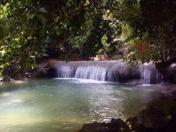 Kolam lainnya di Air Terju Wafsarak (Yakub Hari Kristianto - ACI)