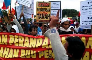 Ungkap Konflik Lahan, Masyarakat Mengadu ke Komisi Informasi