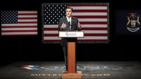 Capres AS Mitt Romney Dituduh Bullying Teman Sekolahnya yang Gay