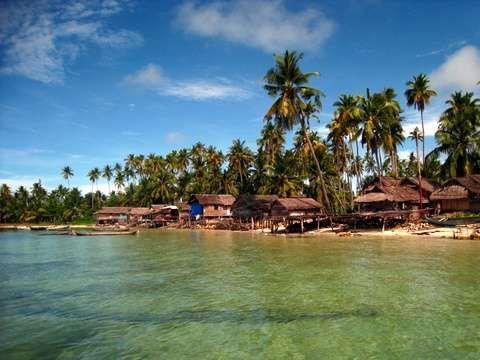 Penginapan di Pulau Hoga