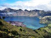 Surga Indonesia Itu Taman Nasional Gunung Rinjani