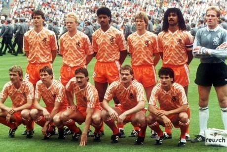Belanda dan Momen Gemilang 1988
