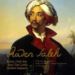 Pameran Lukisan Raden Saleh Akan Dibuka Wapres Boediono