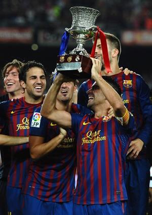 Piala Super Spanyol Digelar di Beijing Mulai 2013