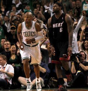 Celtics-Heat Masih Ketat