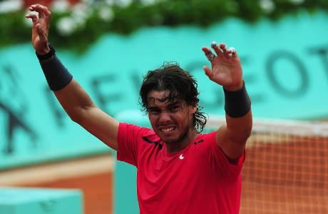 Taklukkan Djokovic, Nadal Catat Rekor Juara