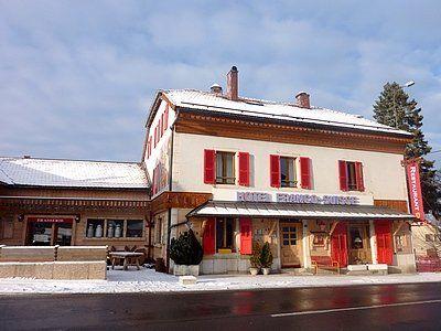 Hotel Arbez Franco-Suisse (logishotels.com)