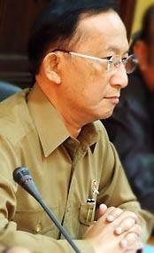 Hendarman Supandji Jadi Kepala BPN, Chatib Basri Duduki Kepala BKPM