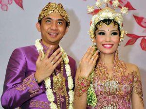 Ayu Dewi Resmi Menikah
