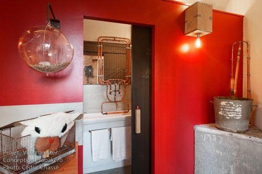 Nuansa hamster sangat kental terasa di setiap sudut ruangan (ming2emin.blogspot.com)