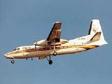 Fokker F27 Sudah 46 Tahun Mengabdi di Indonesia