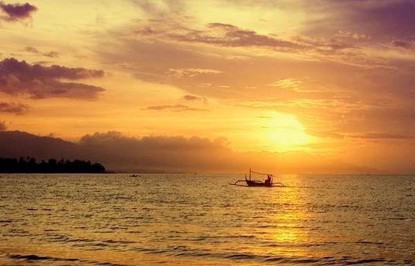 Sunset di Lovina (dok. yunaidijoepoet/dTraveler)