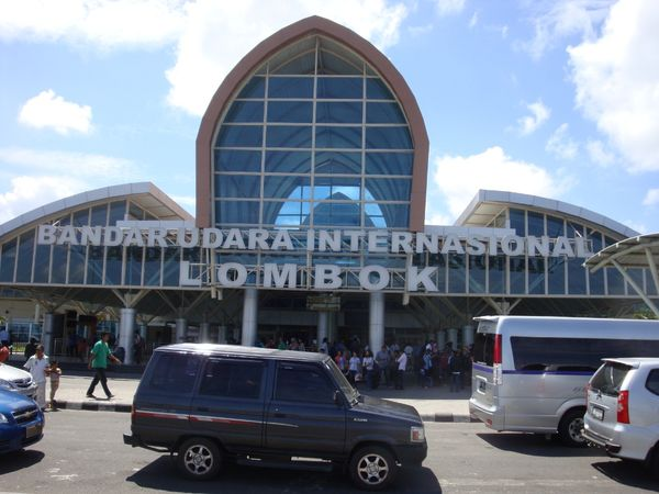 Bandara Internasional Lombok (dok. Putri/detikTravel)