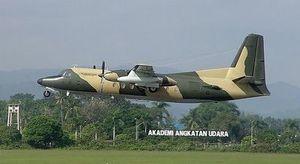 TNI AU Kandangkan Fokker 27, Akan Diganti dengan Cassa CN-295