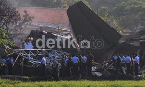 KSAU Duga Mesin Kiri Mati Penyebab Jatuhnya Fokker 27