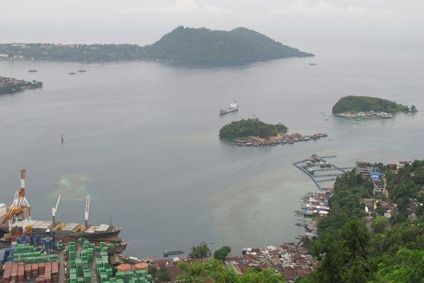 Pulau Kosong dan Pulau Kayu Batu (Sastri/ detikTravel)