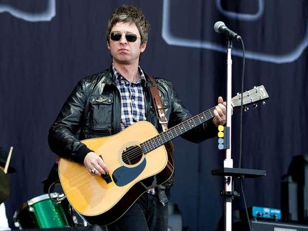 Noel Gallagher di Festival The Isle of Wight