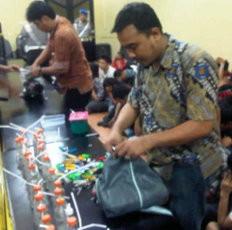 60 Gram Sabu Diamankan Polisi dari Kampung Ambon