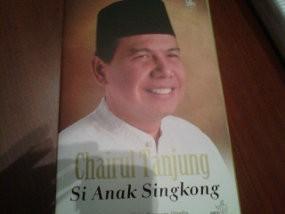 Si Anak Singkong, Buku Perjalanan Hidup Chairul Tanjung Diluncurkan