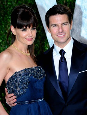 Tom Cruise & Katie Holmes Cerai!