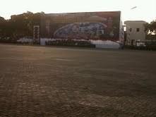 SBY Pimpin Upacara Peringatan HUT Bhayangkara ke-66