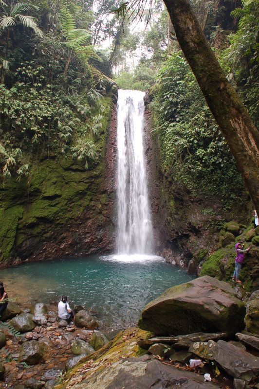 Curug Ngumpet yang indah (pbase.com)