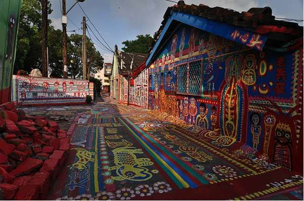 Rainbow Village (trendhunter.com)