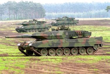 Indonesia Akhirnya Beli Tank Leopard US$ 280 Juta dari Jerman