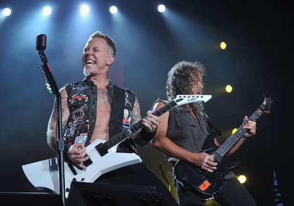 Metallica Konser di New Jersey