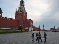 Gedung Kremlin yang gagah. (Daniel/detikTravel)