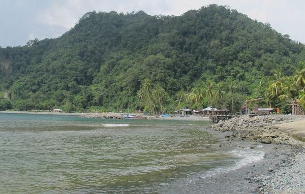 Tiga Jam untuk Selamanya di Desa Tablanusu, Papua