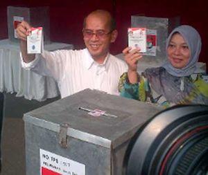 Pantau Pos-pos Pemenangan, Faisal Hanya Tidur 2 Jam