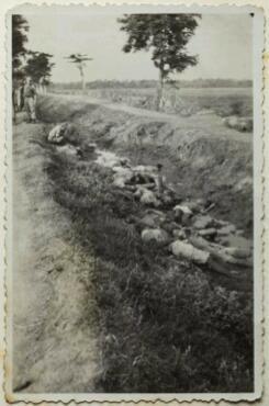Ini Foto Otentik Bukti Kejahatan Ham Belanda Di Indonesia [ www.BlogApaAja.com ]