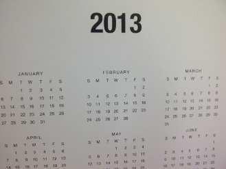 Ini Dia Jadwal Hari Libur Nasional & Cuti Bersama Tahun 2013