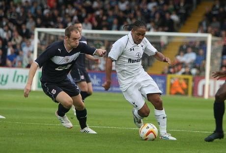 Spurs Menang, Sigurdsson Bikin Gol