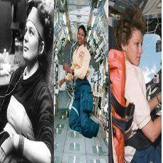 Wah! Hebatnya 5 Perempuan Penjelajah Luar Angkasa Ini