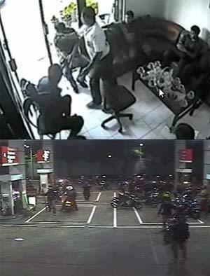 Ini Aksi Kekerasan Aparat yang Terekam Kamera