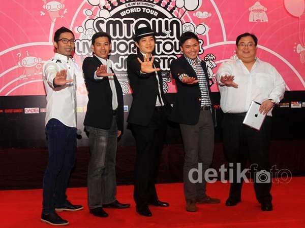 SM Town Siap Digelar di Jakarta