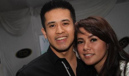 Olla Ramlan Buka Puasa & Tarawih Bareng Keluarga Aufar