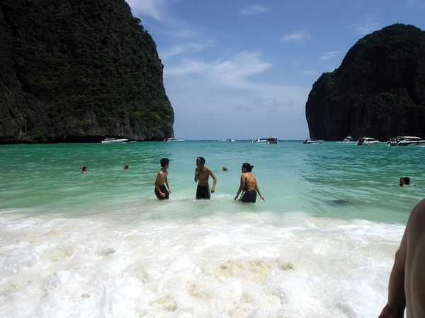 Keindahan Phi Phi Islands