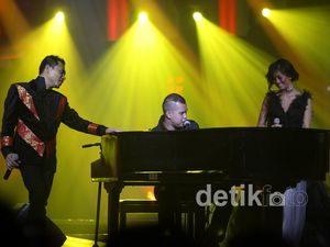 Kolaborasi Tiga Juri Indonesian Idol
