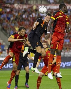 Belanda Ditundukkan Belgia 2-4