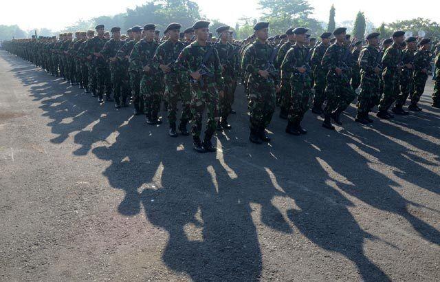 Inilah Gambaran RUU Komponen Cadangan yang Atur Wajib Militer