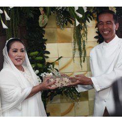 Jokowi Selalu Nonton Acara Nunung di TV