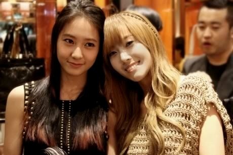 Cerita Kakak-Beradik Cantik Jessica \SNSD\ dan Krystal \f(x)\