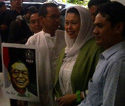 Usung Gus Dur, Yenny Wahid Tagetkan PKBIB Raih 50 Kursi DPR