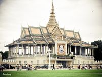 Royal Palace di Phnom Penh